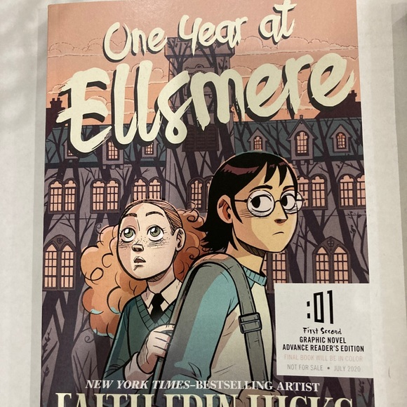 NEW Book- One Year at Ellesmere